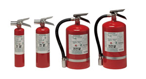 Fire Extinguisers