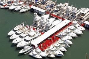 Newport Boat Show 2014