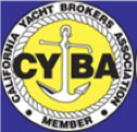 CYBA - California Yacht Brokers Association Logo