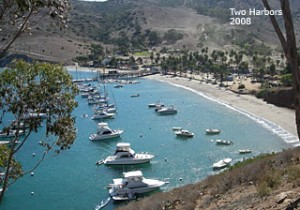 Two Harbors, Catalina Harbor